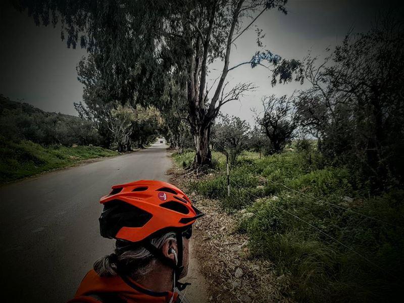 my way biking bike bikes livelovebikes biker bikelife batroun ... (Madfoun _ Chekka)