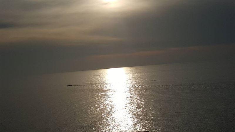 sunset sunsetlovers sunsetlove relaxing lebanon lebanonisbeautiful ... (Berbara)