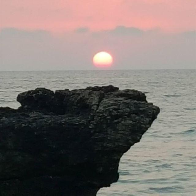 sunset lebanon anfeh anfehalkoura northlebanon ...