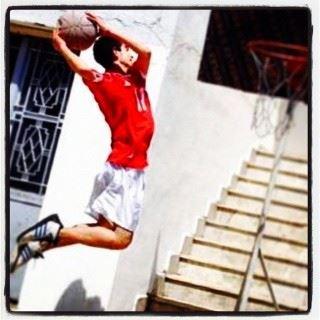 basketball forlife live love basketball dunking home everybody ...