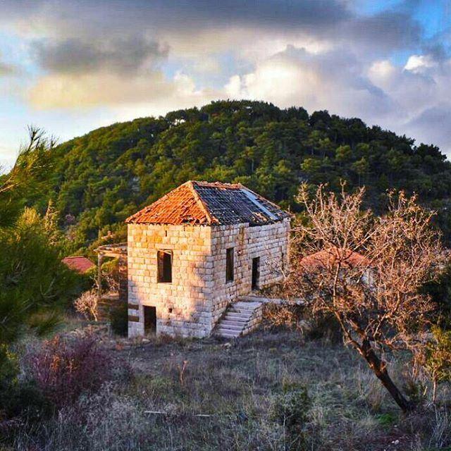 Avance sur ta Route car elle n'existe que par ta Marche - Saint Augustin ... (Ehden, Lebanon)
