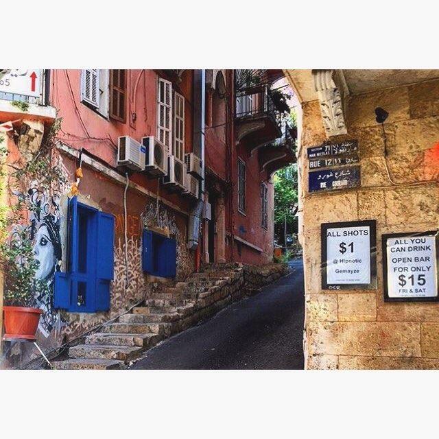 Beirut Gemmayze ,