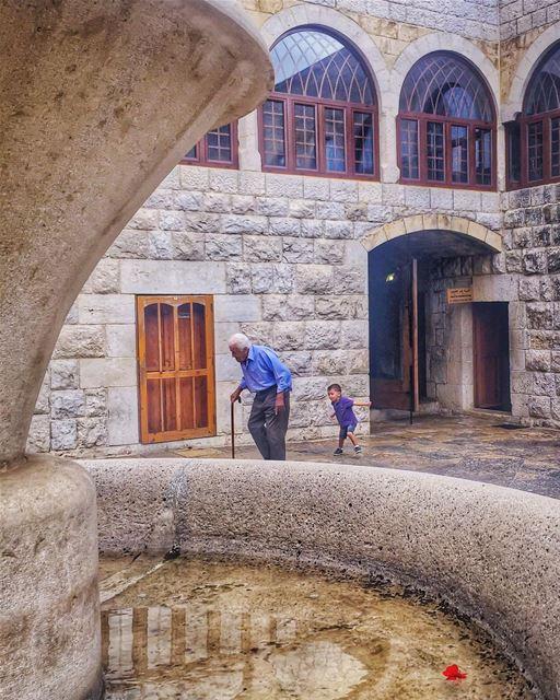 Adopte le rythme de la nature, son secret est la patience - Ralph Emerson... (Saint Charbel - Annaya, Lebanon (Lebanese Saint & Place Of Pilgrimage))