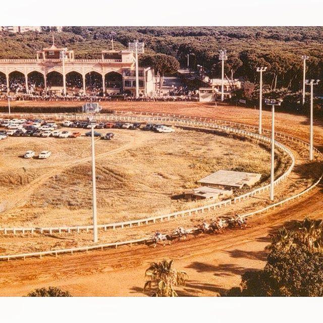 Beirut Hippodrome In 1973 .