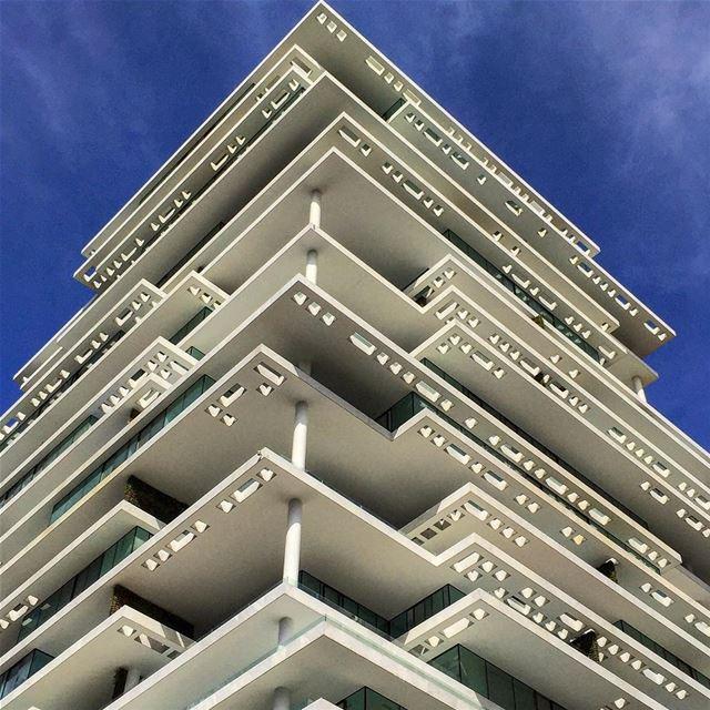 sunday walk building architecturelovers architecture archilovers ... (Beirut, Lebanon)