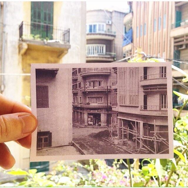 Beirut In 60's ,