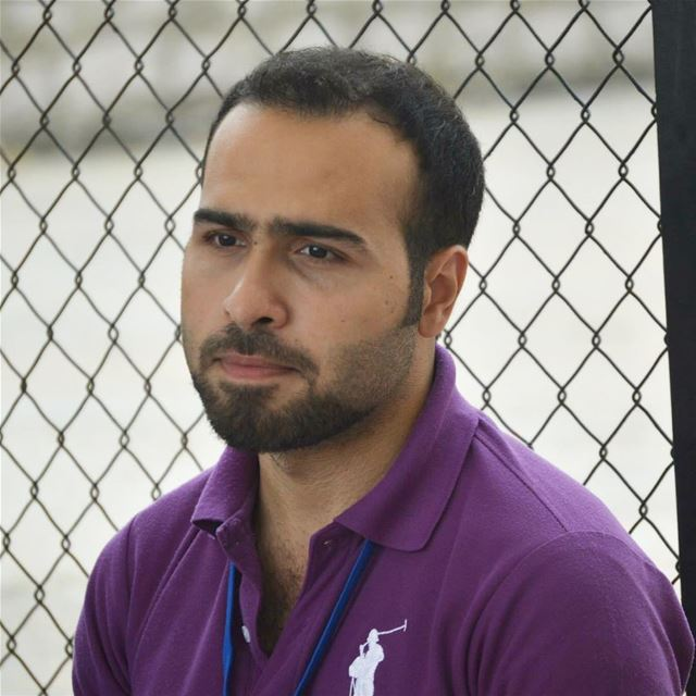 Photo credit: @hasanshloun contemplative me tb throwback training ... (Beirut, Lebanon)