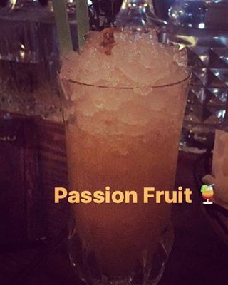 Passion Fruit , No alcohol 🍹 noalcoholneeded fruitydrinks vitamins ...