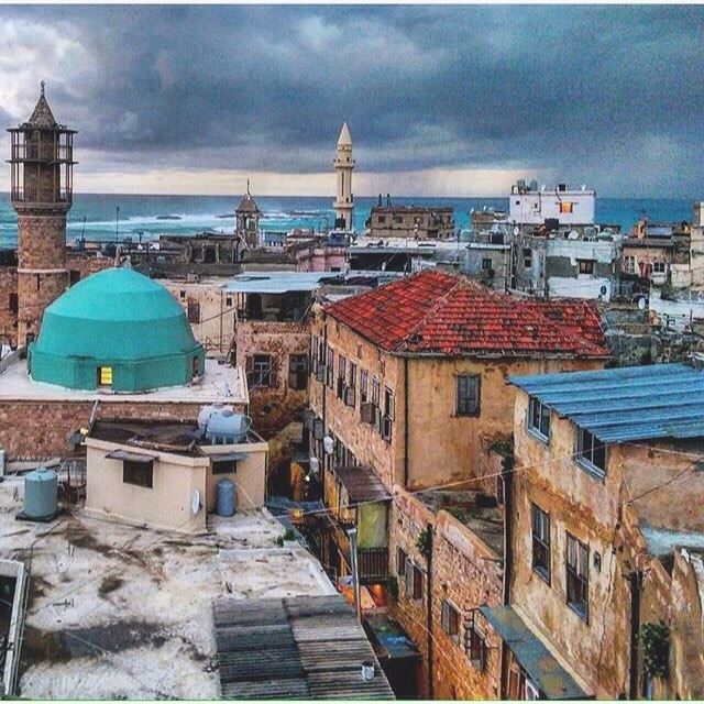 The Old City Saida ,
