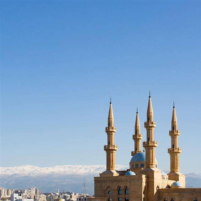 Quick trip to Tripoli. Just to enjoy that view with the Al Shukr Mosque... (Tripoli, Lebanon)