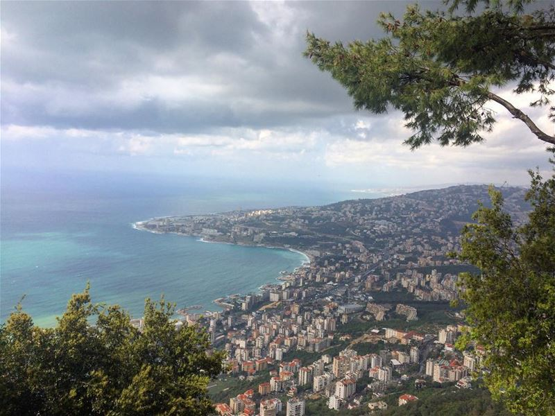lebanon nature landscape outdoors hiking trekking hike sea ...