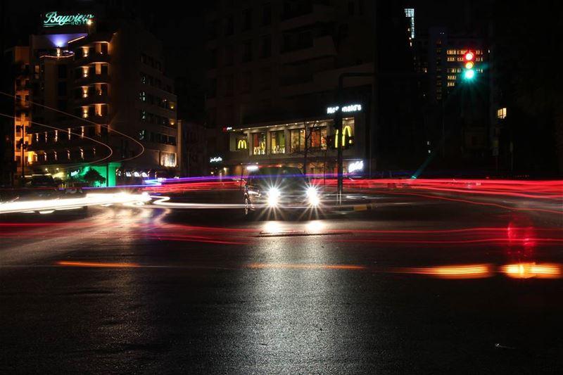 Perfection ☻ cars night light professional like like4like view ...
