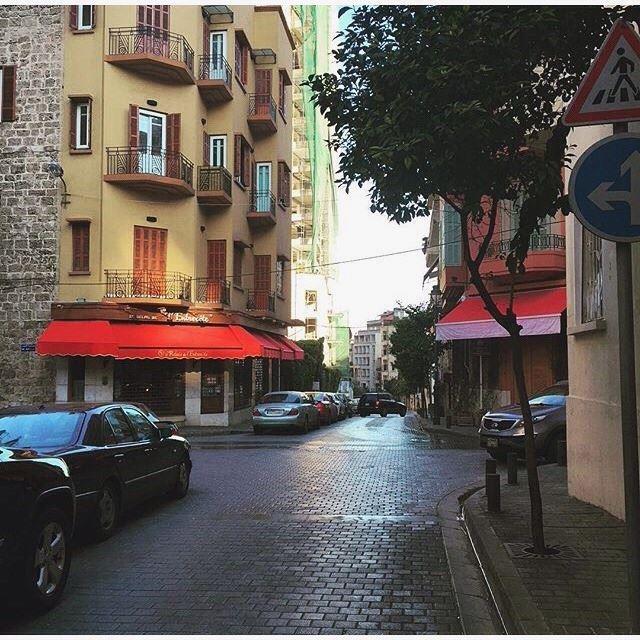 Beirut Monot Street ,