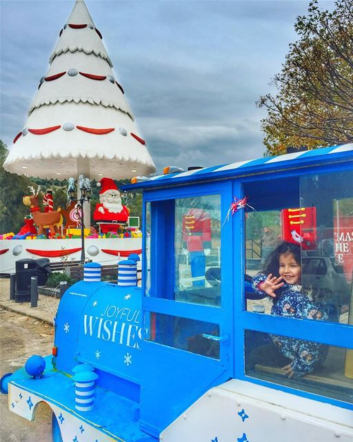 JoyfulWishes & Blessings to you from Maria & us for Christmas & Always 💙� (Christmas By The Lake)