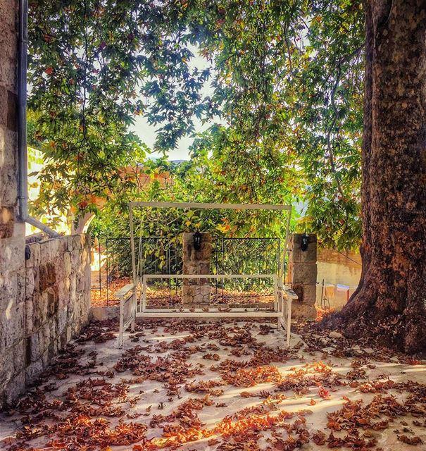 سألوني الناس عنّك يا حبيبي 🍂🍁🎶 كتبوا المكاتيب وأخذها الهوا 🎶🍁🍂... (Ehden, Lebanon)