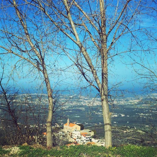 Wishing you a blessed & beautiful Sunday ✨🙏✨... (Aïtou, Liban-Nord, Lebanon)