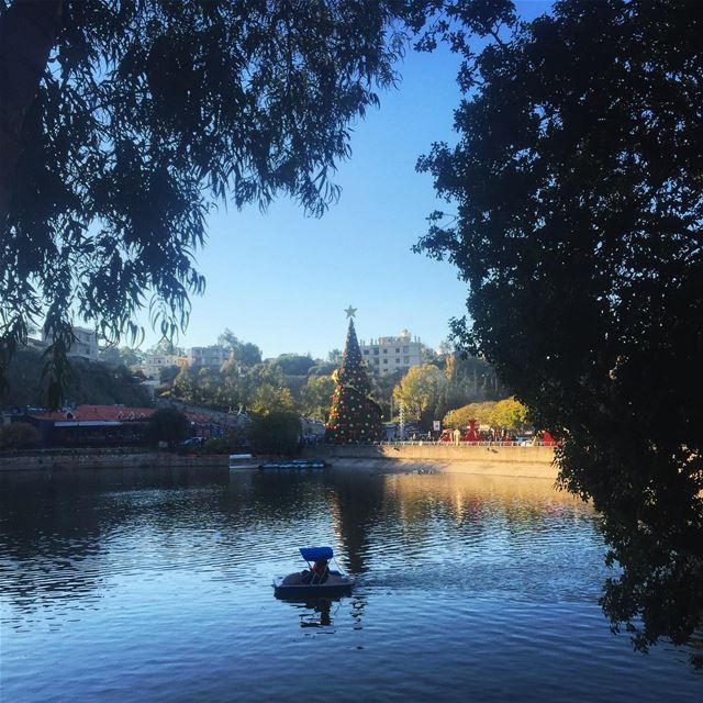 ثق بأحلامك... ففيها تكمن بوابة الخلود - جبران خليل جبران ... (Lac de Bnachii)