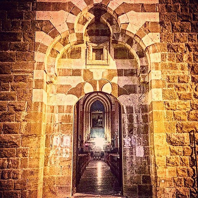 Saint Georges Church - Ehden 🙏______________________________________... (Ehden, Lebanon)