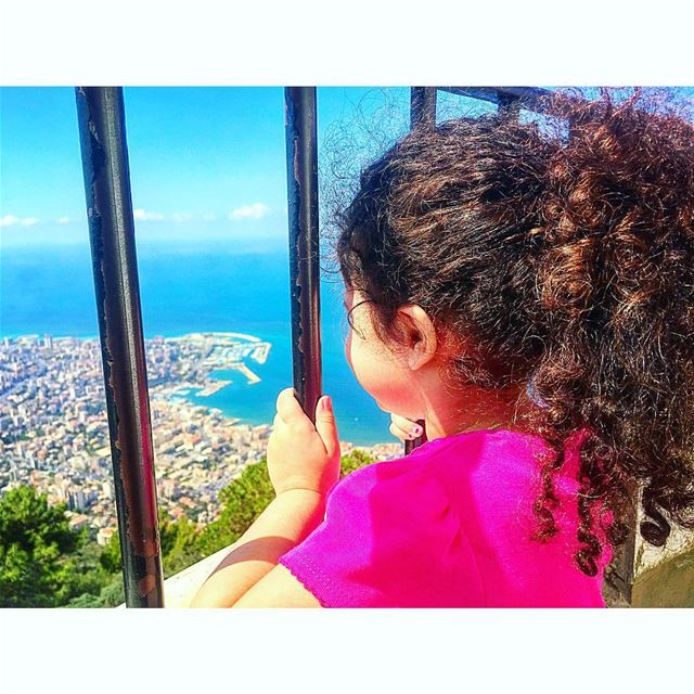 Saying a little prayer 🙏 ______________________________________... (Saydet Harissa)