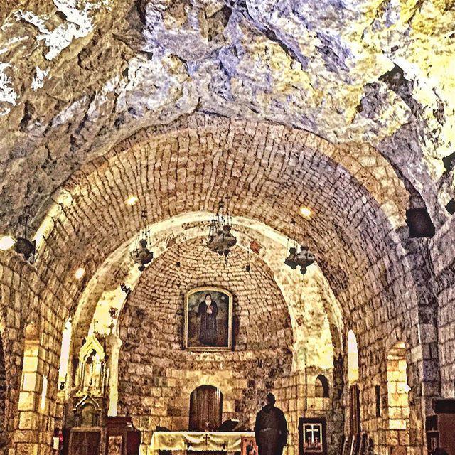 May all your days be filled with all the Faith & Blessings 🙏 Have a... (Deir Mar Antonius Qozhaya, Qadisha)