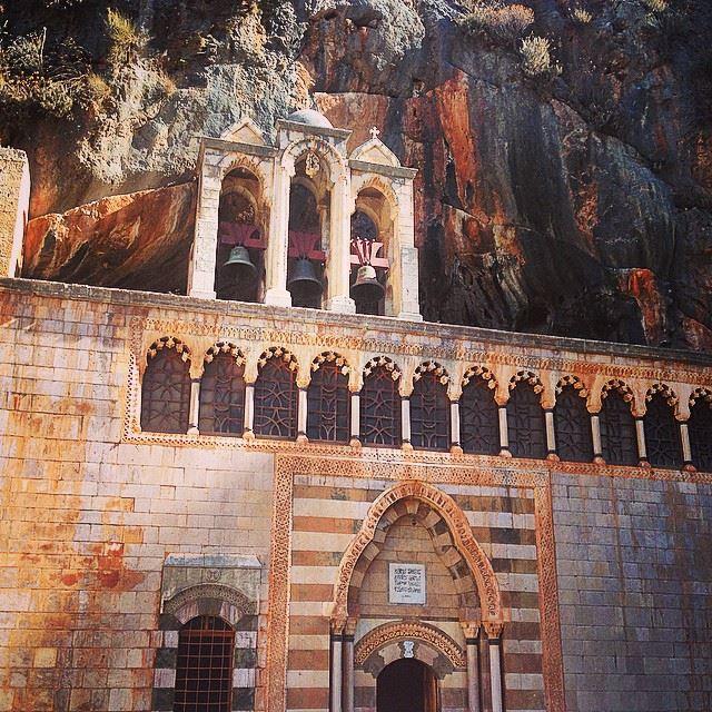 lebanon north saintantoniosmonastery faith nature pray...