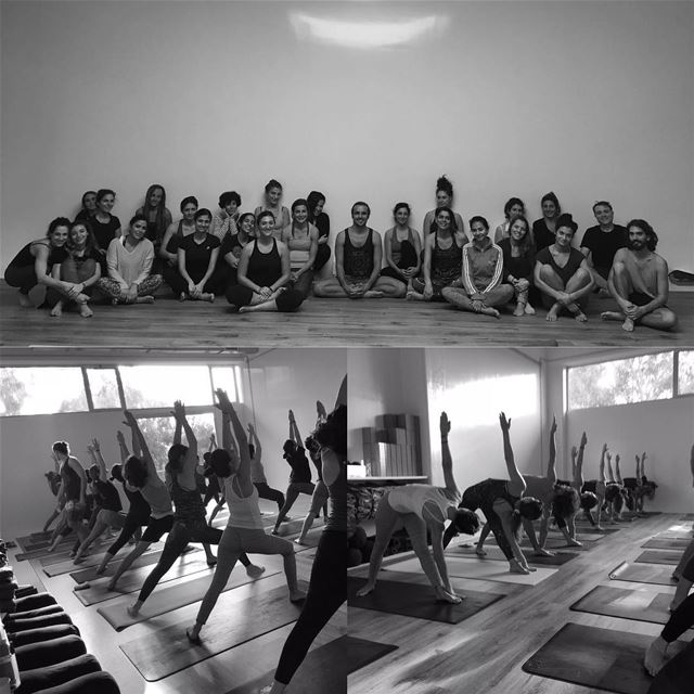 Great Ashtanga workshop with olivier ❤️ @yogawitholivier yoga ashtanga ...