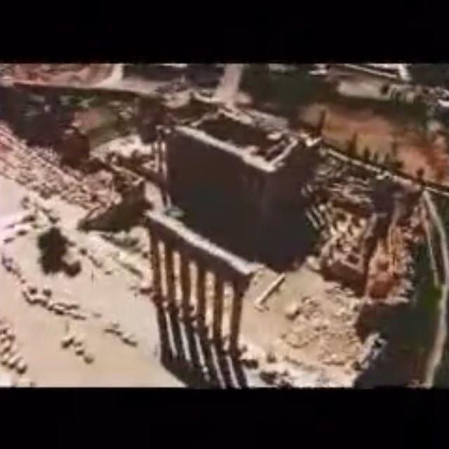 Baalbeck Anjar Beirut - 1969 (Part-1) .