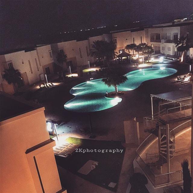 A pleasant evening ✨ • amazing_qatar qatarism clubhdrpro clubasiapro ... (Simaisma, A Murwab Resort)