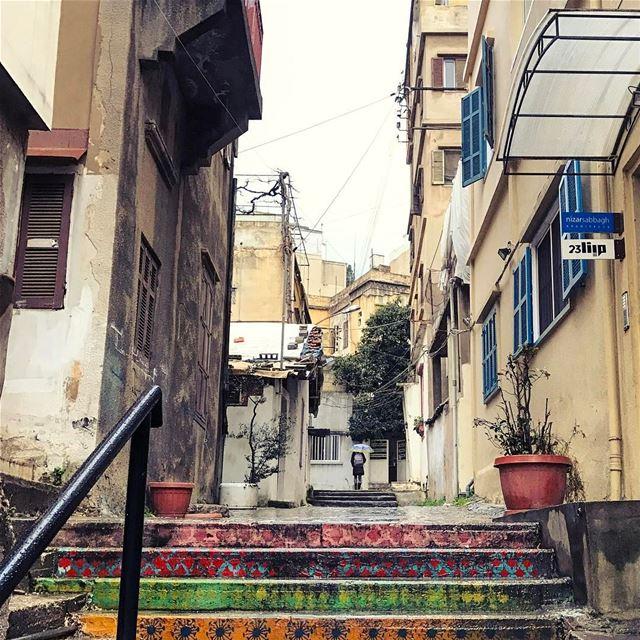 The last rains☂️☂️☂️ Lebanon tb travel travelgram traveler wanderlust... (Beirut, Lebanon)