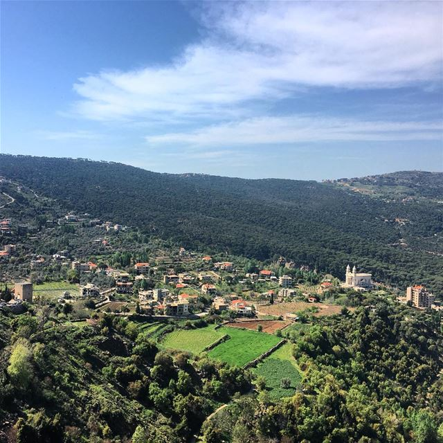 Lebanon's Jezzine is one of the country's most beautiful districts.... (Jezzîne, Al Janub, Lebanon)