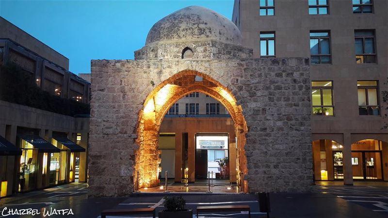 Architecture is frozen music 🎶 Goethe travel travellife travelphoto ... (Beirut, Lebanon)