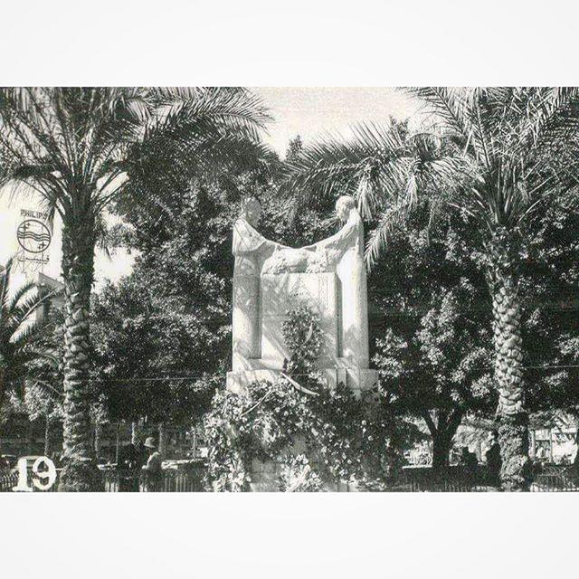 Beirut Burj Sqaure in 1949 .