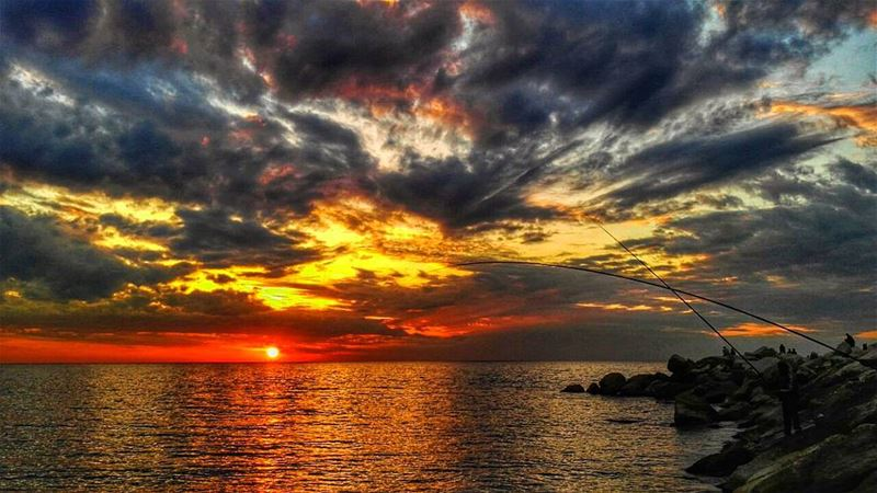 lebanon byblos sunset madness art new painting instagram insta ...