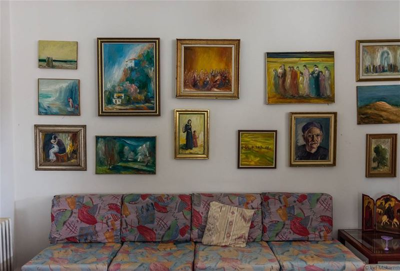 Artist's place. lebanon livelovelebanon livelovebeirut wearelebanon ... (Eddé, Mont-Liban, Lebanon)