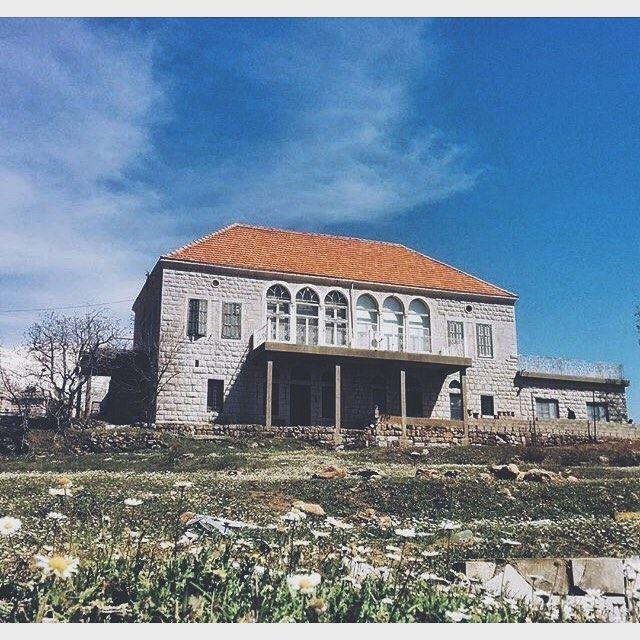 Traditional Lebanese House Baskinta ,