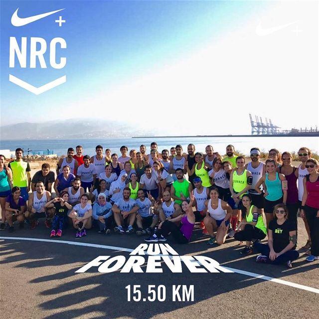 NRC beirutmarathon team! Sundayrunday rkd roadrunners bey beirut ... (Beirut Waterfront)