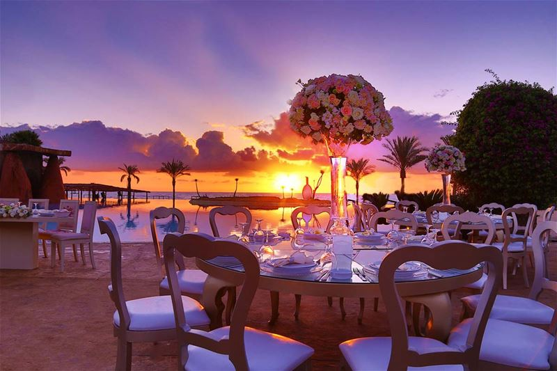 Awesome Lebanese Wedding at Janna Sur Mer Berach Resort