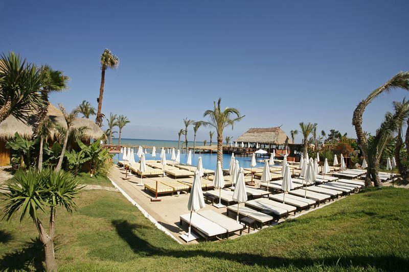 Janna Sur Mer is a Lebanese Beach Resort Lebanon
