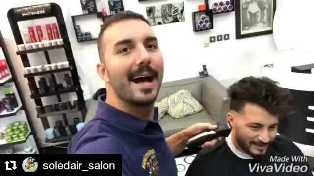 @soledair_salon The place where you find your hairstyle with the... (Dubai, United Arab Emirates)