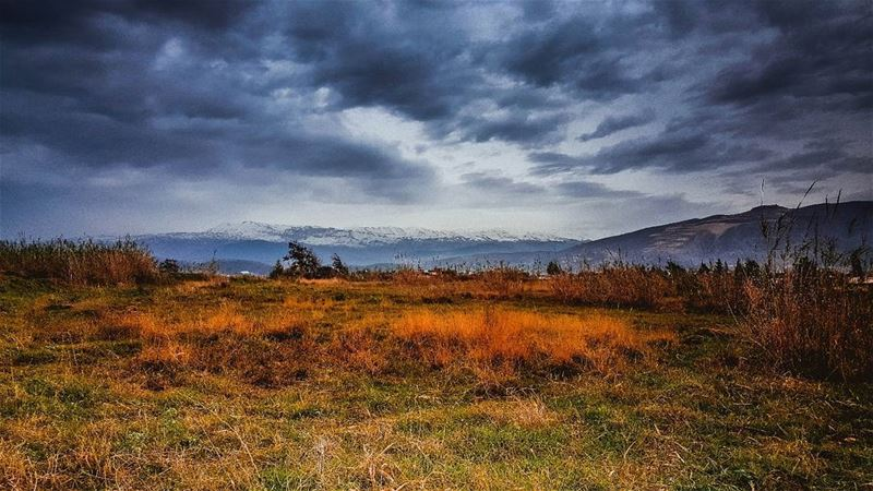 سلسلة جبال لبنان الغربية من ساحل المنية شمال لبنان. insta_lebanon ...