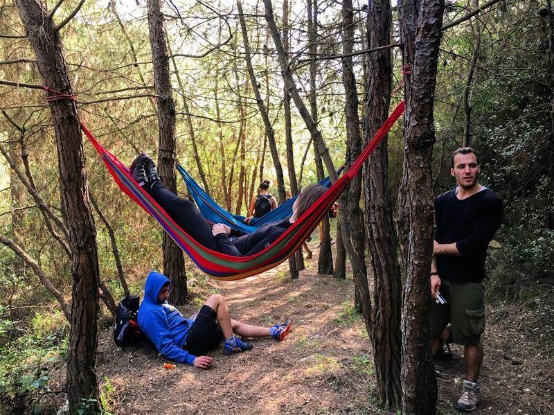 Outdoors 💪🇱🇧 lebanon lebanon_hdr darbsama hamock hamocklife ... (درب القمر)