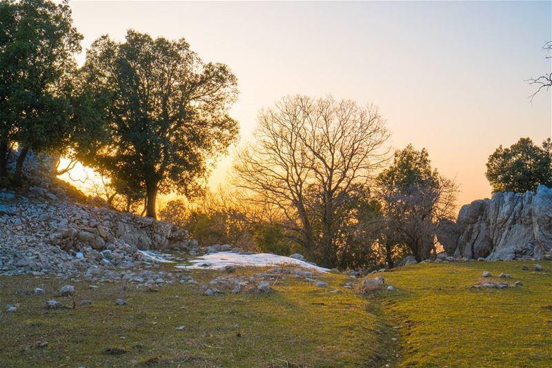 The day ending in Jabal Moussa vsco lebanon ... (Jabal Moussa)