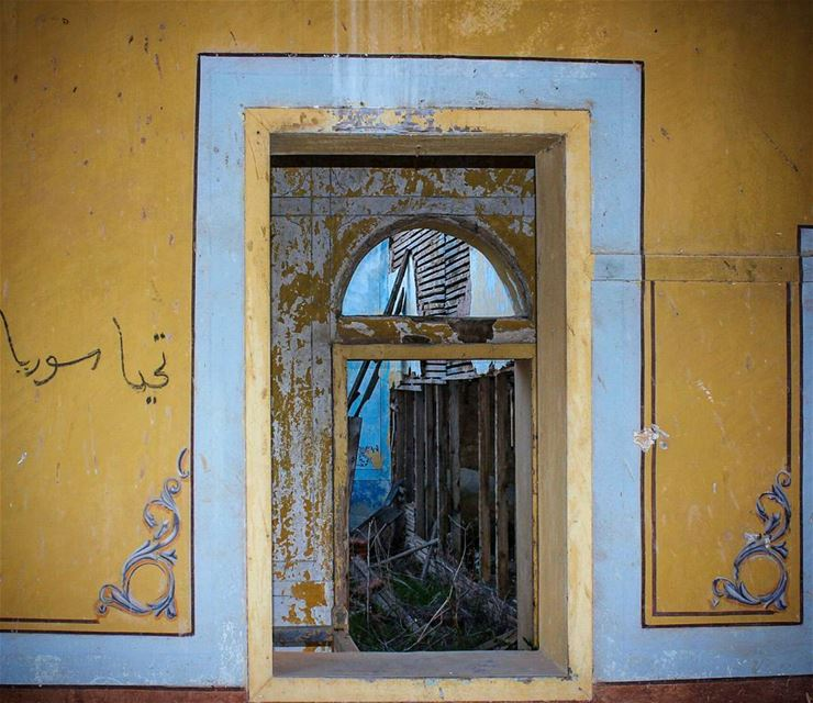 1 March 🚩 الأول_من_آذار... lebanon beino beinovillage abandoned... (Beïno, Liban-Nord, Lebanon)