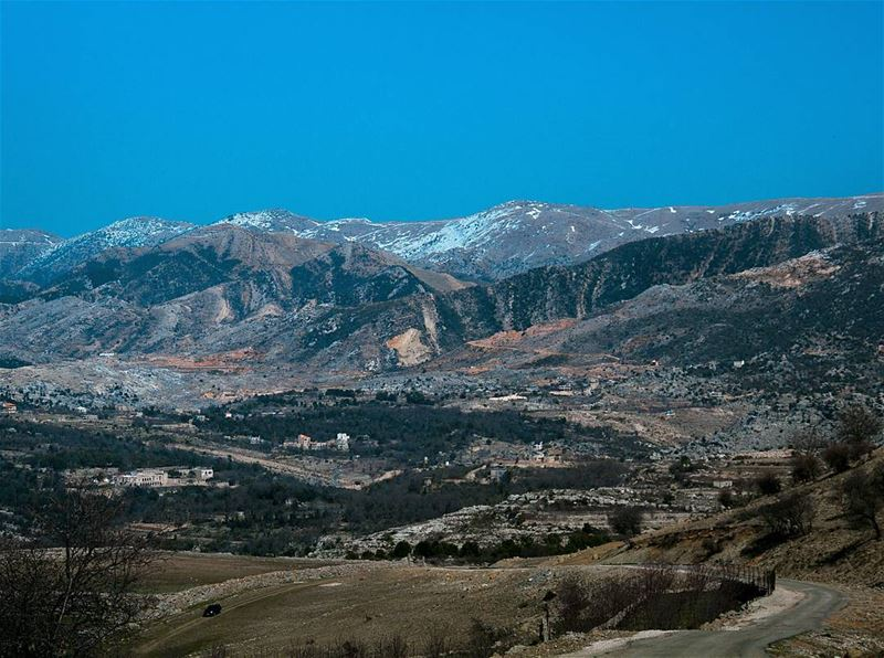 Good Morning with this view from the area between Jezzine and... (Jezzine District)