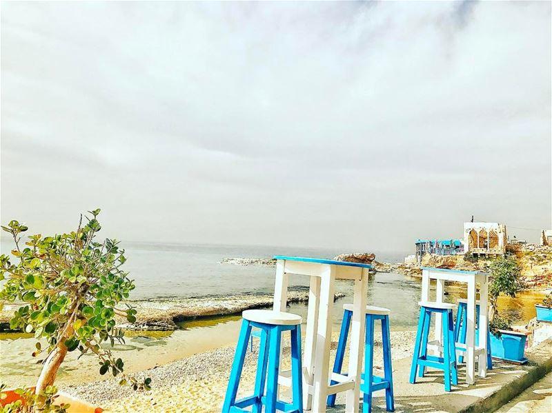 The place to be!💙_____________________ livelovelebanon livelovelaugh ... (Bahsa-Batroun)