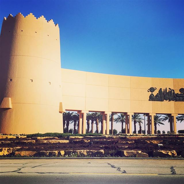 Heritage Architecture photooftheday instapassport travelgram ... (Riyadh, Saudi Arabia)