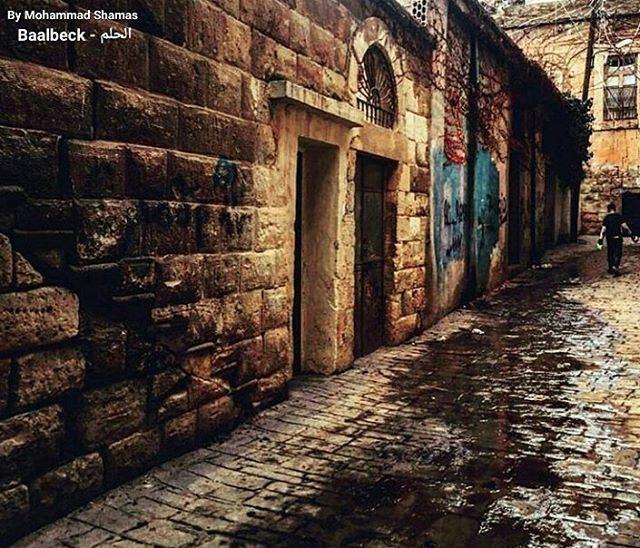 By @hamoudi_sh.98 شوارع بعلبك IloveBaalbeck Baalbeck livelovebeirut ...