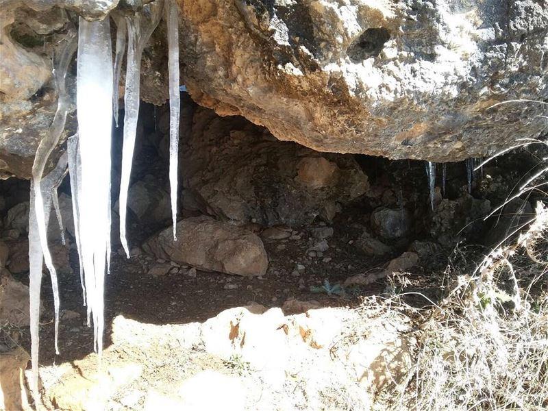Stay warm! JabalMoussa ecotourismlebanon ecotourism livelovebeirut ... (Jabal Moussa)