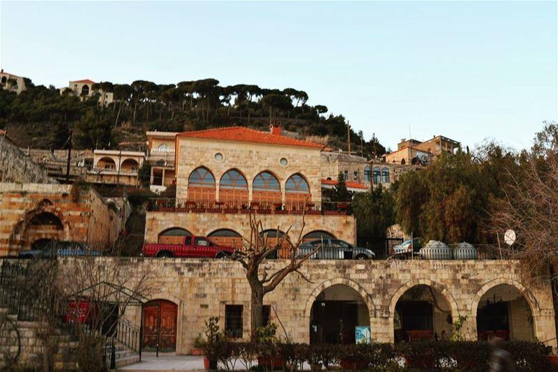 The Lovely Deir el Kamar 💜💜 (Deïr El Qamar, Mont-Liban, Lebanon)