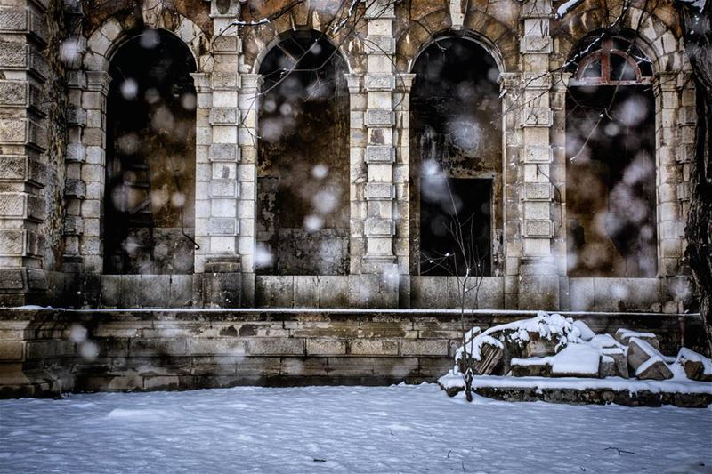 cold ice Lebanon snow nikon nikond7100 meetlebanon livelovebeirut ...